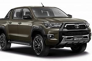Nem spórolt az újdonságokkal a Toyota a Hilux frissítésére