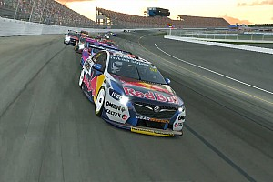 Fuel blunder costs van Gisbergen Michigan clean sweep