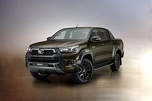 Toyota prezentuje odświeżonego Hiluxa