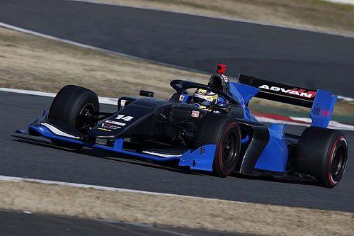 Super Formula set to hold rookie test at Fuji