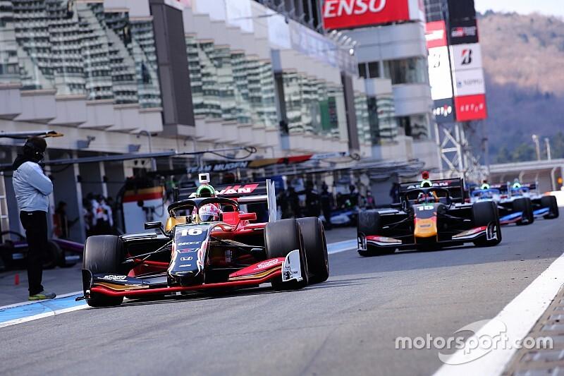 How Super Formula dodged motorsport's new reality