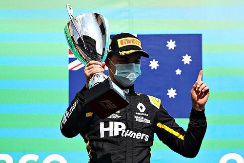 Prema bevestigt Renault F1-talent Piastri voor F2-seizoen 2021