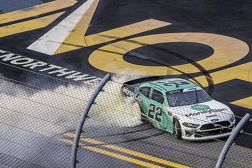 Austin Cindric wins hectic Xfinity race at the Daytona RC