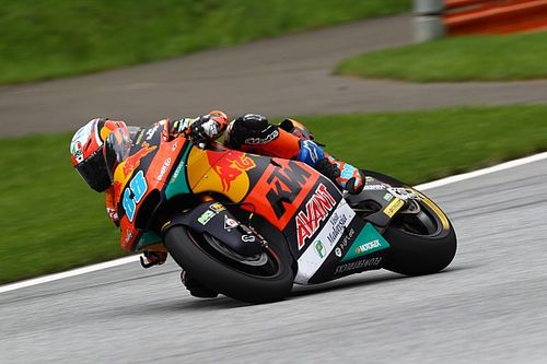 Red Bull Ring Moto2: Martin wins after red flag for huge crash