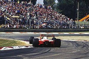 ¿Por qué los F1 antiguos parecen más rápidos por la TV?