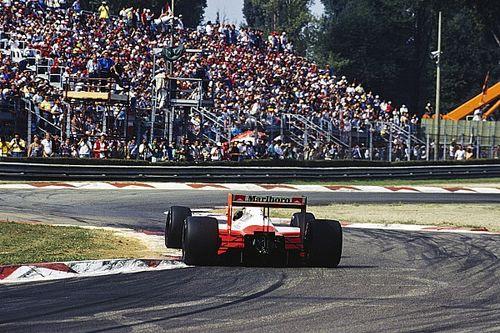 Pourquoi les anciennes F1 ont l'air plus rapides à la télé