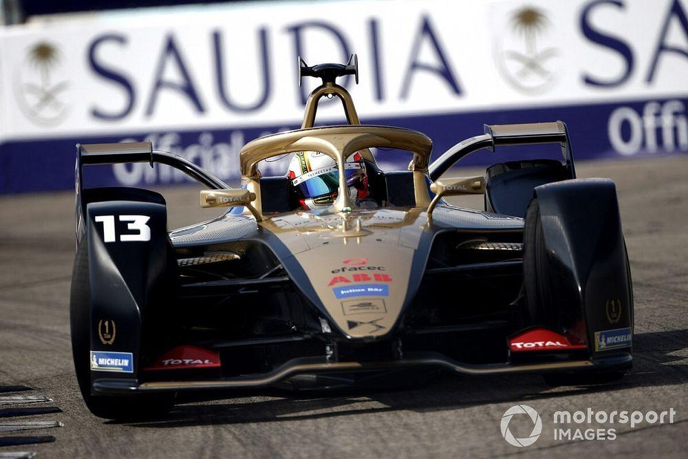 Fórmula E - E-Prix Berlín: Da Costa consigue la primera pole