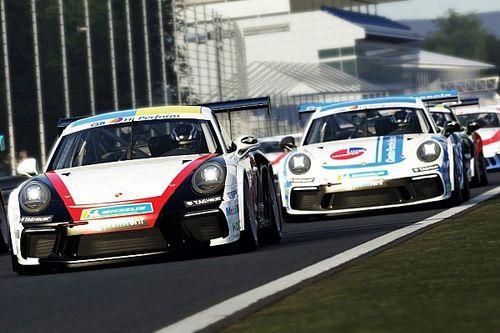 A Imola il secondo round della Porsche Esports Carrera Cup Italia