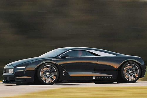Így nézhetne ki a Rolls-Royce első szuper-sportautója?
