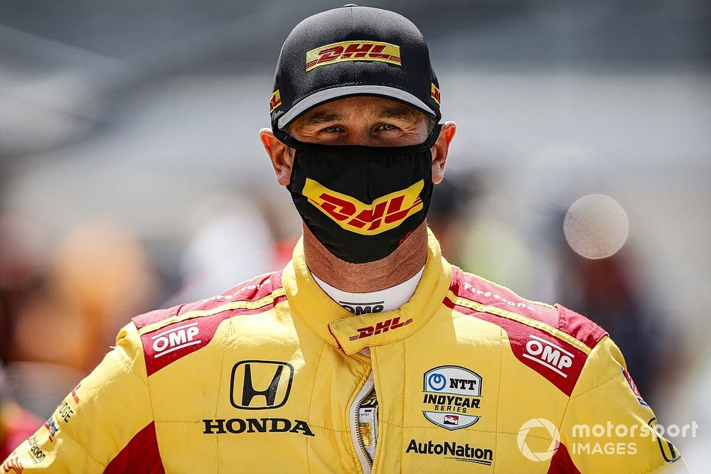 Hunter-Reay, DHL to return with Andretti Autosport for 2021