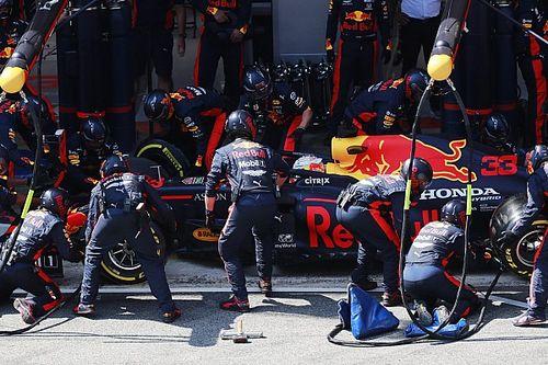Verstappen licht boze boordradio's over Red Bull-tactiek toe