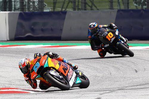 Jorge Martín s'impose pour la première fois, devant Luca Marini