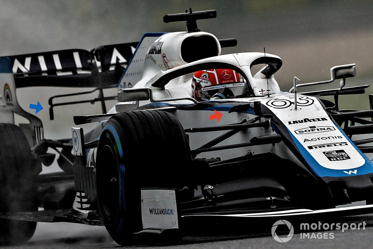 "Russell performance ""vindication"" for team, says Williams"