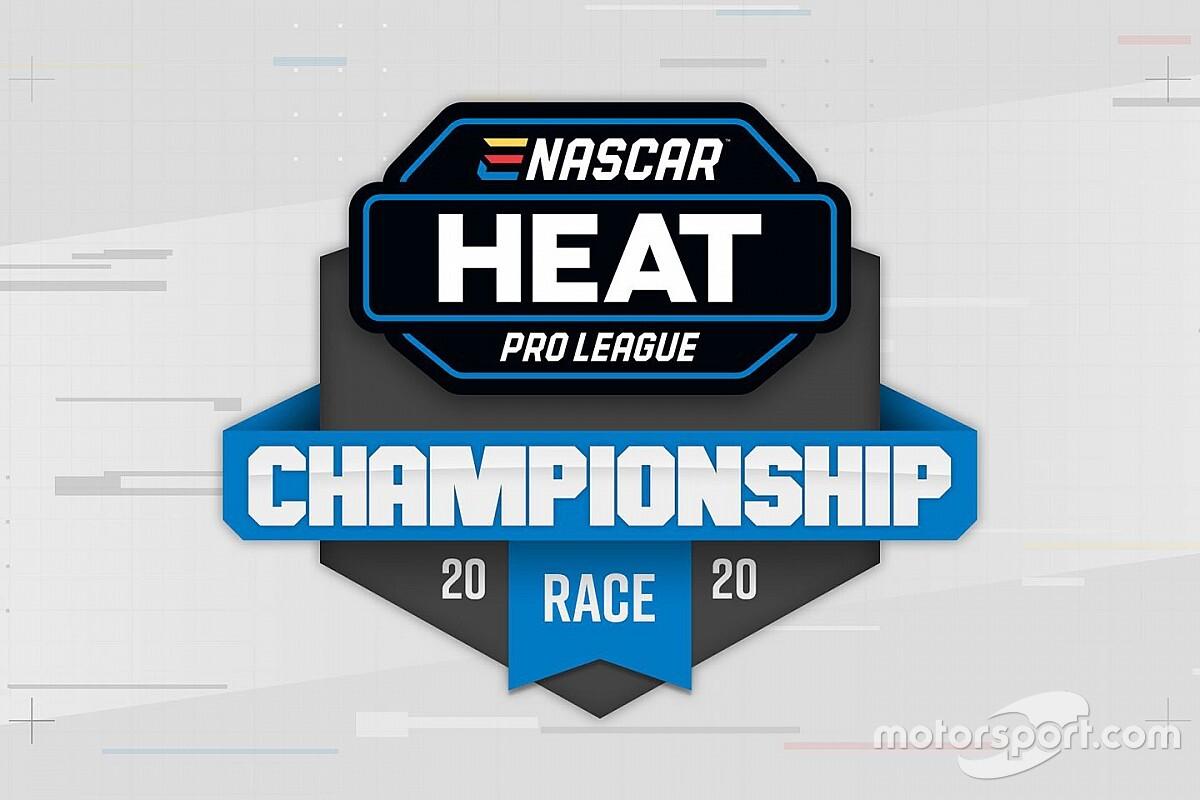 $70,000 on the line in eNASCAR Heat Pro League finale