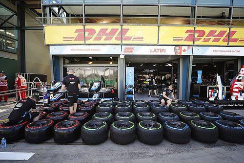 倍耐力计划在F1赛季重启后取消轮胎选择