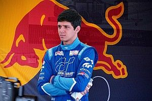Igor Fraga, du simracing au Red Bull Junior Team