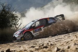 Лаппи: Удивлен, что Ожье остался в WRC