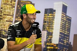 Риккардо: На первой гонке сезона хочу стартовать последним!