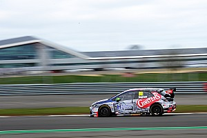 Ingram quickest in Silverstone BTCC test