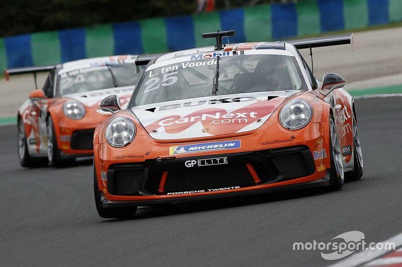 Porsche Supercup, Silverstone: dominio totale di ten Voorde