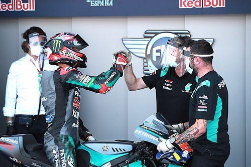 Volledige uitslag MotoGP Grand Prix van Spanje