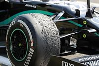 "Mercedes ""at the very worst end"" of tyre problems"
