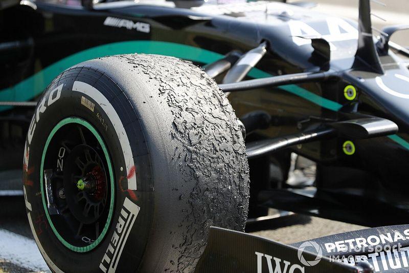 """Mercedes face à """"l'urgence"""" de résoudre ses problèmes avant Barcelone"""