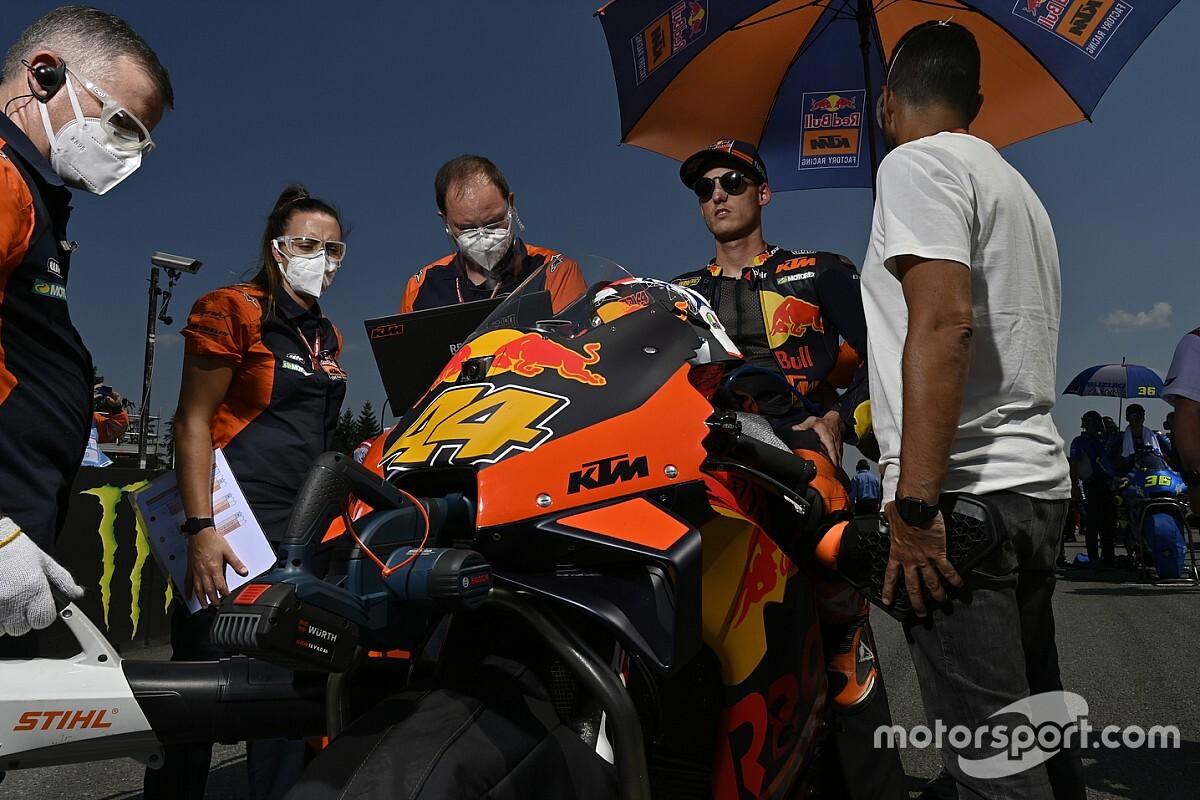 """Pol Espargaró a eu le """"trac"""" quand il a senti que KTM pouvait gagner"""