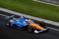 Indy 500 Practice: Dixon leads Day 2, Alonso crashes