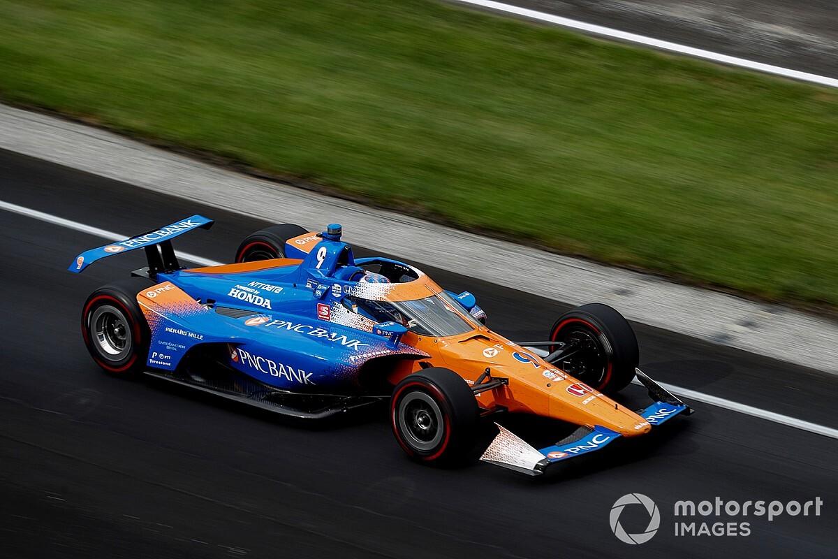 Indy 500: Alonso premier accidenté, Dixon aux commandes