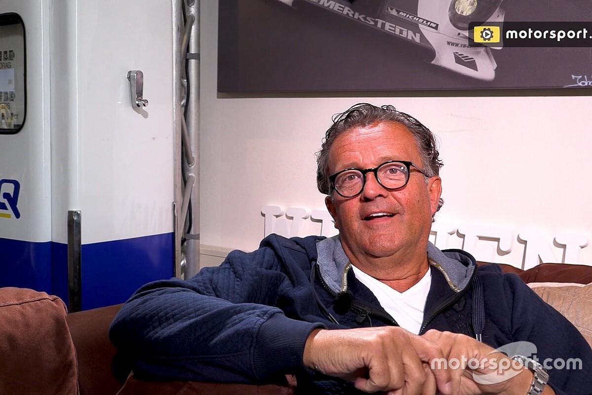 Interview Plooij: Privé, F1 in coronatijd en wachten op Zandvoort