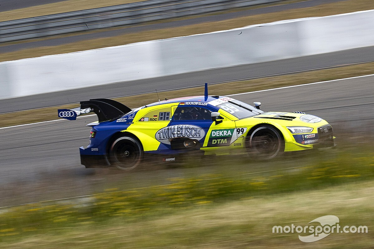 Nürburgring wysycha
