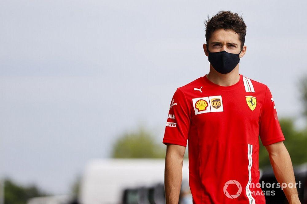 """Leclerc: """"Dobbiamo lavorare bene subito per i due GP"""""""
