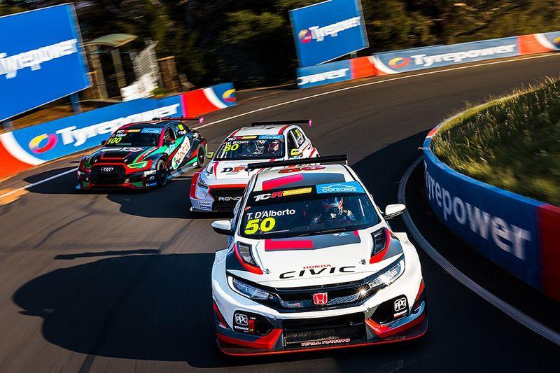TCR Australia to contest the Bathurst 400
