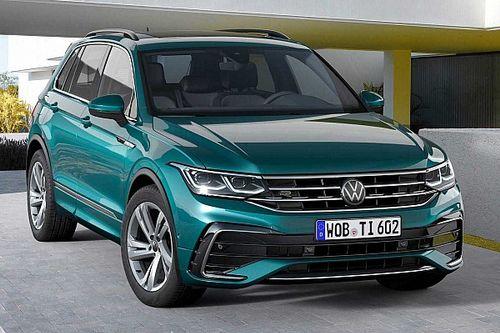 Volkswagen Tiguan w nowej odsłonie