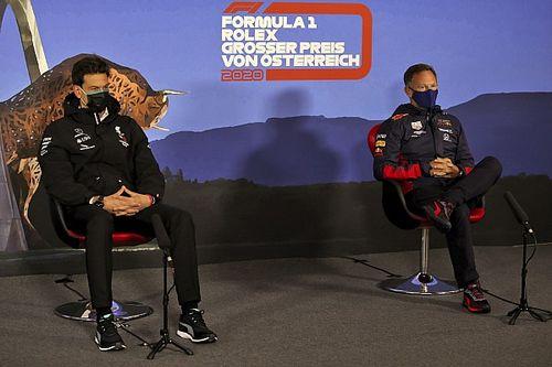 """Wolff : """"Tous les coups sont permis"""" entre Mercedes et Red Bull"""