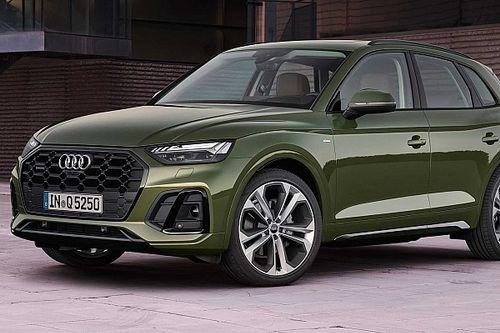 Vadonatúj dizájnnal érkezik a ráncfelvarráson átesett 2021-es Audi Q5
