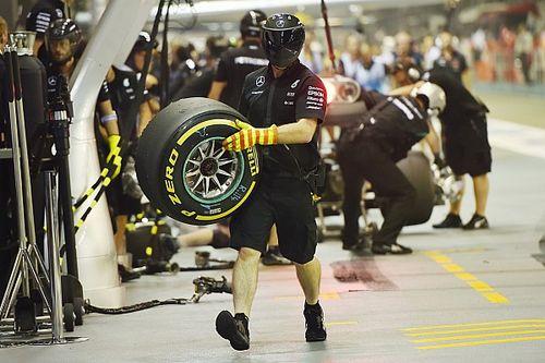 F1 2020: estos son los neumáticos para las 8 primeras carreras