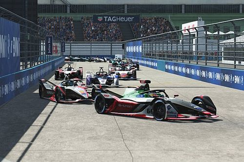 LIVE: l'E-Prix virtuale di New York