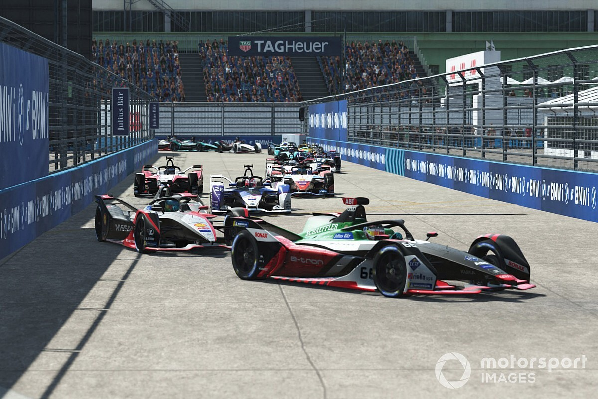 Veja como foi a etapa de Nova York da Fórmula E Virtual