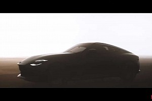 Ez lenne itt a vadonatúj Nissan Z (videó)
