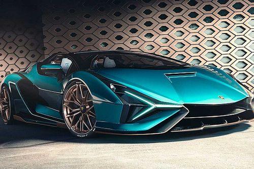 Lamborghini Sián Roadster: poderoso, exclusivo... y muy limitado