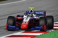 Шварцман впервые выиграл в Формуле 2 и вышел в лидеры сезона