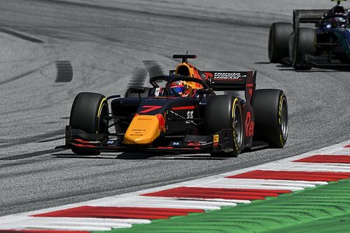 Red Bull Ring F2: Honda junior Tsunoda claims maiden pole