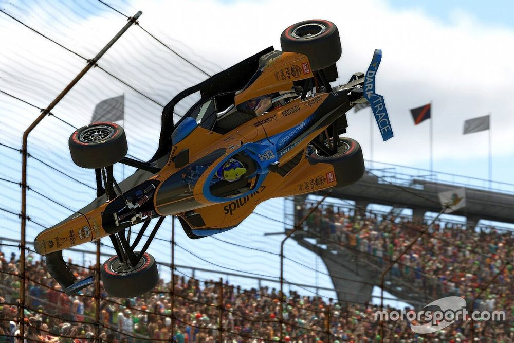 Opinion: Did Pagenaud go too far at Indy in Norris esports clash?