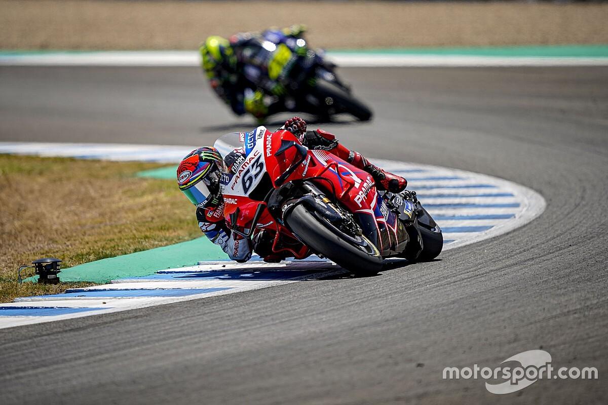 "Bagnaia now feels like ""fully-fledged MotoGP rider"""