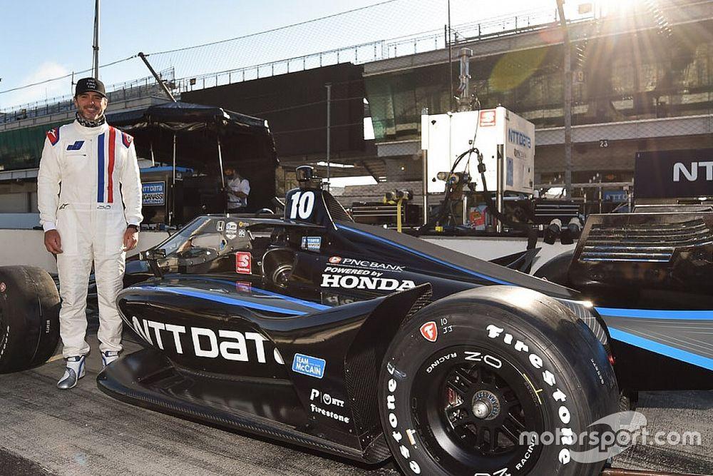 Jimmie Johnson mit Ganassi einig: Plan für IndyCar-Programm 2021/22 steht