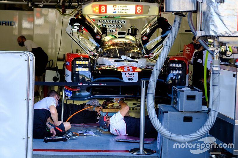 Toyota estrenará una configuración especial en las 6h de Spa