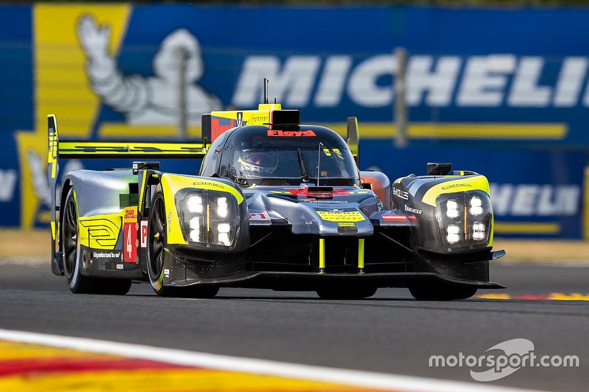 "ByKolles hails ""best ever performance"" in LMP1 at Spa"