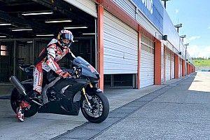 SBK, Nakagami prova la Honda a Motegi